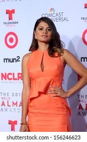 LOS ANGELES - SEP 27:  Melonie Diaz at the 2013 ALMA Awards - Arrivals at Pasadena Civic Auditorium on September 27, 2013 in Pasadena, CA
