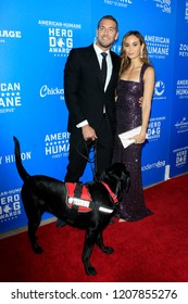 LOS ANGELES - SEP 29:  Brandon McMillan at the  2018 American Humane Hero Dog Awards at the Beverly Hilton Hotel on September 29, 2018 in Beverly Hills, CA