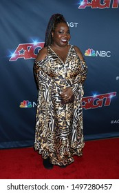 "LOS ANGELES - SEP 3:  Jackie Fabulous at the ""America's Got Talent"" Season 14 Live Show Red Carpet at the Dolby Theater on September 3, 2019 in Los Angeles, CA"