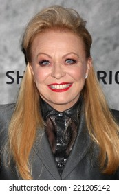 """LOS ANGELES - SEP 30:  Jacki Weaver at the """"Gracepoint"""" Premiere Party at LACMA on September 30, 2014 in Los Angeles, CA"""