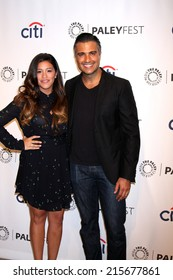 LOS ANGELES - SEP 6:  Gina Rodriguez, Jaime Camil at the Paley Center For Media's PaleyFest 2014 Fall TV Previews - The CW  at Paley Center For Media on September 6, 2014 in Beverly Hills, CA