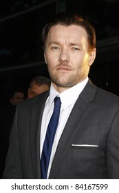 LOS ANGELES - SEP 6: Joel Edgerton at the world premiere of 'Warrior' on September 6, 2011 in Los Angeles, California