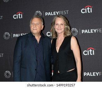 "LOS ANGELES - SEP 7:  Paul Reiser, Helen Hunt at the PaleyFest Fall TV Preview - ""Mad About You"" at the Paley Center for Media on September 7, 2019 in Beverly Hills, CA"