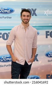 LOS ANGELES - SEP 8:  Ricky Ubeda at the 2014 FOX Fall Eco-Casino at The Bungalow on September 8, 2014 in Santa Monica, CA