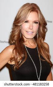 LOS ANGELES - SEP 8:  Tracey Bregman at the Young and The Resltless 11,000 Show Celebration at the CBS Television City on September 8, 2016 in Los Angeles, CA