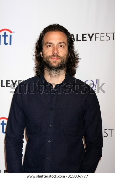 LOS ANGELES - SEP 9:  Chris D'Elia at the PaleyFest 2015 Fall TV Preview - NBC at the Paley Center For Media on September 9, 2015 in Beverly Hills, CA