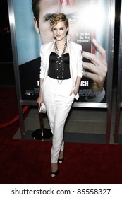 """LOS ANGELES - SEPT 27:  Evan Rachel Wood arriving at  the """"The Ides Of March"""" LA Premiere at the Academy of Motion Picture Arts and Sciences on September 27, 2011 in Beverly Hills, CA"""