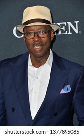 "LOS ANGELES, USA. April 22, 2019: Courtney B. Vance at the world premiere of Marvel Studios' ""Avengers: Endgame"".