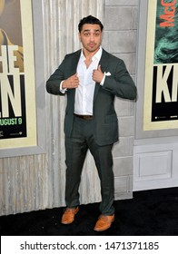 "LOS ANGELES, USA. August 06, 2019: E.J. Bonilla at the premiere of ""The Kitchen"" at the TCL Chinese Theatre.
