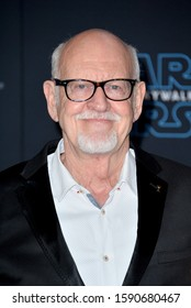 """LOS ANGELES, USA. December 17, 2019: Frank Oz at the world premiere of """"Star Wars: The Rise of Skywalker"""" at the El Capitan Theatre.Picture: Paul Smith/Featureflash"""