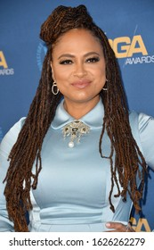 LOS ANGELES, USA. January 25, 2020: Ava DuVernay at the 72nd Annual Directors Guild Awards at the Ritz-Carlton Hotel.Picture: Paul Smith/Featureflash