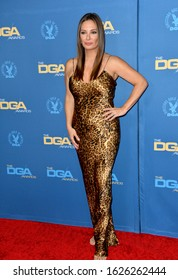 LOS ANGELES, USA. January 25, 2020: Alex Meneses at the 72nd Annual Directors Guild Awards at the Ritz-Carlton Hotel.Picture: Paul Smith/Featureflash