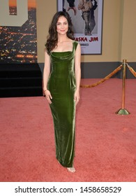 """LOS ANGELES, USA. July 23, 2019: Samantha Robinson at the premiere of """"Once Upon A Time In Hollywood"""" at the TCL Chinese Theatre.Picture: Paul Smith/Featureflash"""
