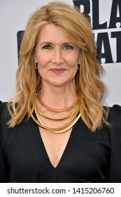 """LOS ANGELES, USA. June 04, 2019: Laura Dern at the premiere for """"The Black Godfather"""" at Paramount Theatre.Picture: Paul Smith/Featureflash"""