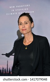 """LOS ANGELES, USA. June 06, 2019: Minnie Driver at the premiere for """"Ice on Fire"""" at the LA County Museum of Art.Picture: Paul Smith/Featureflash"""