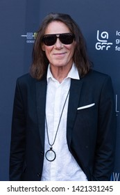 LOS ANGELES, USA - JUNE 09, 2019: George Bloodwell attends 13th Los Angeles Greek Film Festival 2019 Closing Night on June 09, 2019 in Egyptian Theatre in Los Angeles.