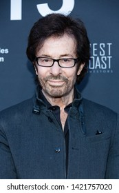 LOS ANGELES, USA - JUNE 09, 2019: George Chakiris attends 13th Los Angeles Greek Film Festival 2019 Closing Night on June 09, 2019 in Egyptian Theatre in Los Angeles.