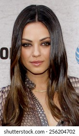 LOS ANGELES, USA - JUNE 6: Mila Kunis at the Spike TV's 5th Annual 2011 Guys Choice Awards held at the Sony Pictures Studios in Culver City, USA on June 6, 2011.