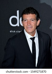 LOS ANGELES, USA. November 04, 2019: Antonio Banderas at the 23rd Annual Hollywood Film Awards at the Beverly Hilton Hotel.Picture: Paul Smith/Featureflash