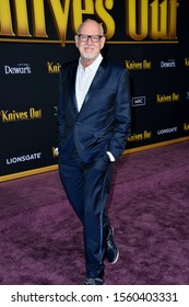 """LOS ANGELES, USA. November 15, 2019: Frank Oz at the premiere of """"Knives Out"""" at the Regency Village Theatre.Picture: Paul Smith/Featureflash"""
