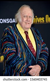 """LOS ANGELES, USA. November 15, 2019: M. Emmet Walsh at the premiere of """"Knives Out"""" at the Regency Village Theatre.Picture: Paul Smith/Featureflash"""