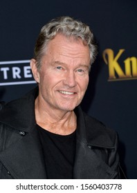"""LOS ANGELES, USA. November 15, 2019: John Savage at the premiere of """"Knives Out"""" at the Regency Village Theatre.Picture: Paul Smith/Featureflash"""