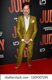 """LOS ANGELES, USA. September 20, 2019: Rufus Wainwright at the premiere of """"Judy"""" at the Samuel Goldwyn Theatre.Picture: Paul Smith/Featureflash"""