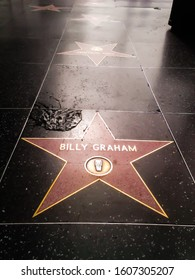 Los Angeles/USA - Apr.03.12 - Billy Graham star in Hollywood Walk of Fame