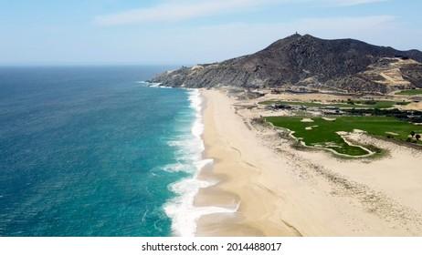 Los Cabos Mexico Beach Aerial View