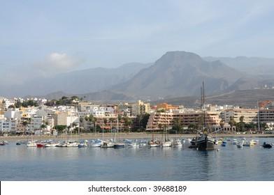 Los Cristianos, Canary Island Tenerife, Spain