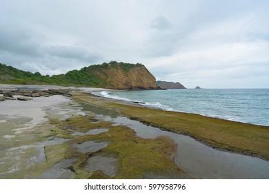 Los Frailes Playa ecuador