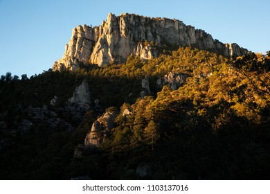 Los Ports mountains. Tarragona province. Spain