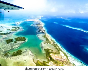 Los Roques, wonderful archipelago in Venezuela. Paradise islands.