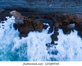 Los Urros beach, Liencres, Cantabria, Spain