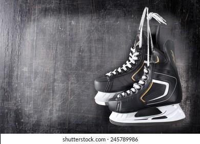 To lose a hockey match. I retire.