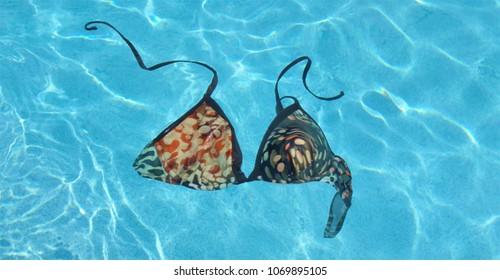 lost bikini top