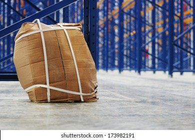 Lost package