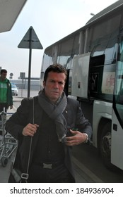 Lothar Mateus went to Istanbul from Sofia, with the national football team of Bulgaria. 11 November, 2010