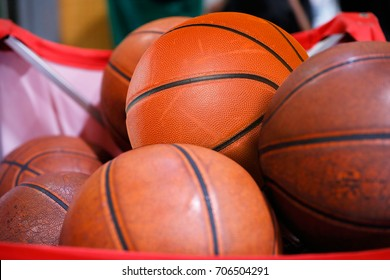 Lots of basketball