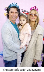 """Lou Diamond Phillips at the Los Angeles premiere of """"Sofia the First: Once Upon a Princess"""" held at the Disney Studios in Los Angeles, United States on November 10, 2012."""