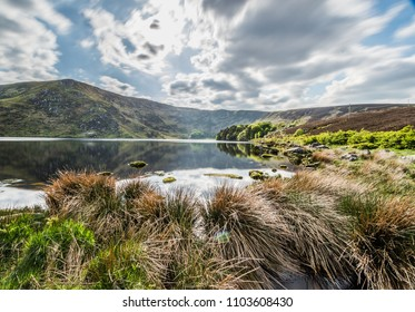 Lough Bray Lower, Co Wicklow. IrelandGreat location for a walk. Easly to find, from Dublin take the R115 (Old millitary road.)