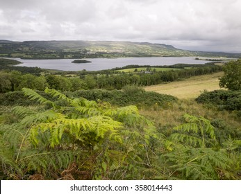 Lough Erne, County Fermanagh, Northern Ireland.