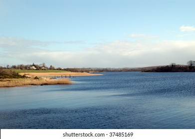 Lough Erne, a lake in Northern Ireland