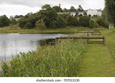 Lough Erne, Queen Elizabeth 2 Road, Enniskillen, County Fermanagh, Northern Ireland