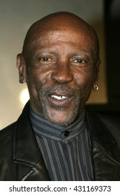 Louis Gossett Jr. at the Los Angeles premiere of 'Ray' held at the Cinerama Dome in Hollywood, USA on October 19, 2004.