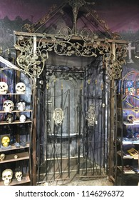 Louisiana Voodoo Doorway