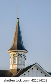 LOUISVILLE KENTUCKY, USA - MAY 15, 2016. Spire at Churchill Downs home of the Kentucky Derby.