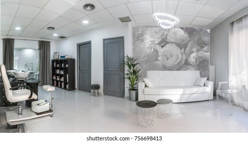 Beauty Salon Interior Images, Stock Photos & Vectors | Shutterstock