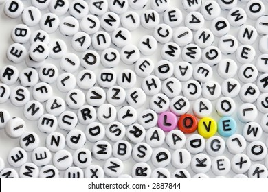 Is Love Colorblind? - abstract conception