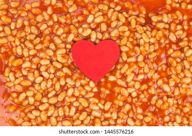 Love baked beans! Healthy diet options for inspiring fitness, health and easy menu snacks - a nutritious source of protein.